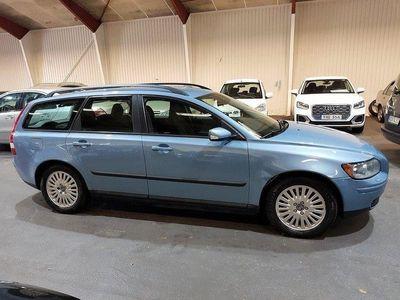 begagnad Volvo V50 2.4 Automat 140hk OBS; STARTAR INTE