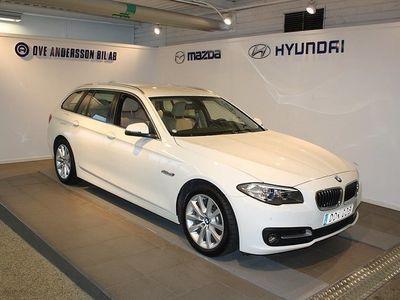 begagnad BMW 520 d Xdrive Touring Automat Komfortpaket