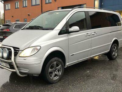 begagnad Mercedes Viano 2.2 CDI 4Matic Ambiente, Pano, Läder