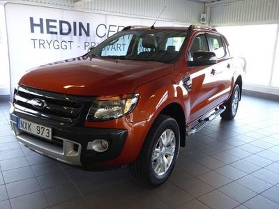 begagnad Ford Ranger Wildtrak TDCI 3.2 L 200 hk Double Cab