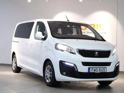 begagnad Peugeot Traveller Business 2.0 BlueHDi 9-Sits 2017, Transportbil 239 800 kr
