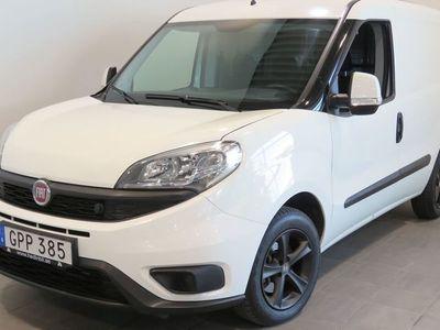 begagnad Fiat Doblò Van 1.3 Multijet Motorvärmare