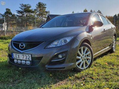 begagnad Mazda 6 Sport 2.2 13hk -11