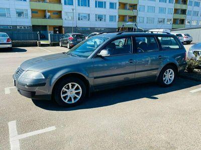 begagnad VW Passat VAR. TURBO
