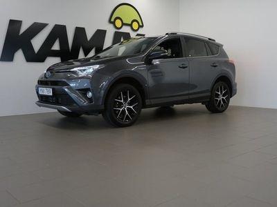 begagnad Toyota RAV4 Hybrid 2.5 i-AWD | Active | Drag | 197hk