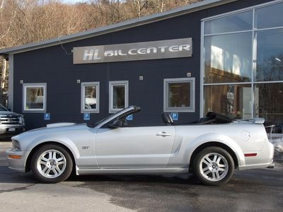 begagnad Ford Mustang GT Cab V8 305HK Canvas Nybes