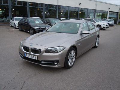 gebraucht BMW 520 d xDrive Sedan, Värmare, Automat, Skinn
