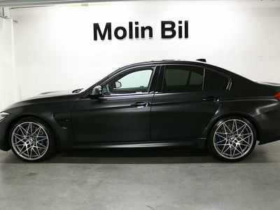 begagnad BMW M3 Competition Navigation / 1.95% ränta