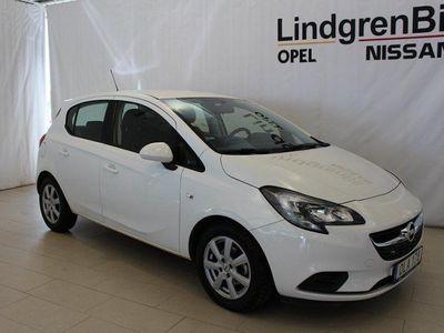 begagnad Opel Corsa 5-dörrar 1.4 Euro 6 90hk SoV