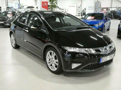 begagnad Honda Civic 1.8 Sport i-VTEC 140hk