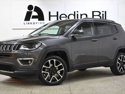 begagnad Jeep Compass 1.4 170Hk AWD Limited Edition