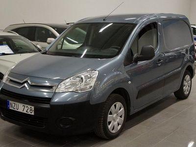 begagnad Citroën Berlingo III 1.6 HDi 1-Ägare Fullserv 2011, Kombi 58 900 kr
