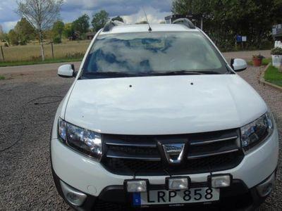used Dacia Sandero Stepway Prestige -14