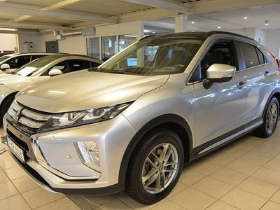 begagnad Mitsubishi Eclipse Cross 1.5 T CVT 4WD Business