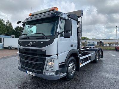 begagnad Volvo 460 FM136x2*4 Lastväxlare Euro 6