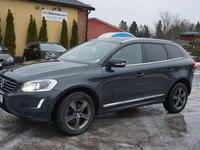 begagnad Volvo XC60 D4 AWD Geartronic Summum, Classic Euro 6 190hk
