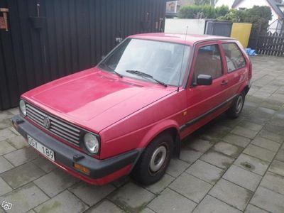 begagnad VW Golf CL 1,8 VW -91