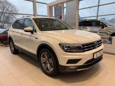 begagnad VW Tiguan Allspace 2.0 TDI SCR 4M 5s 2018, SUV 438 700 kr