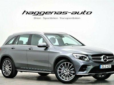 begagnad Mercedes GLC250 / AMG / NAVI / PANO