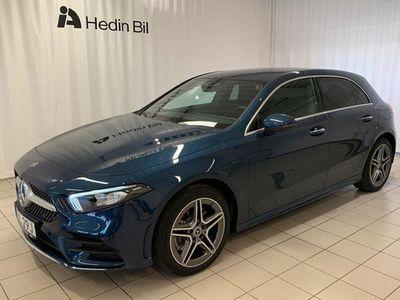 begagnad Mercedes A250 A BenzE 8G-DCT AMG LINE PREMIUMPAKET 2020, Halvkombi 423 900 kr