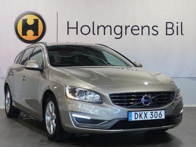 begagnad Volvo V60 D4 Momentum (181hk) Nav / VOC -15