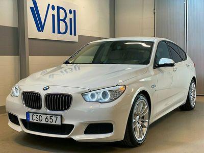 begagnad BMW 535 Gran Turismo d xDrive AUT M Sport Euro 6 313hk LCI