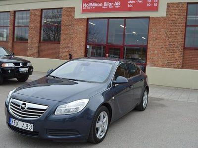 begagnad Opel Insignia 2.0 CDTi Automat 2010, Kombi 99 900 kr