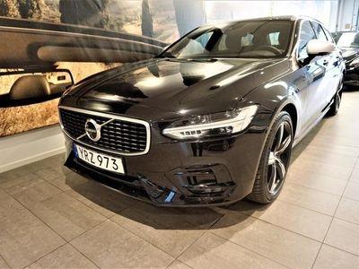 begagnad Volvo V90 T6 AWD R-Design