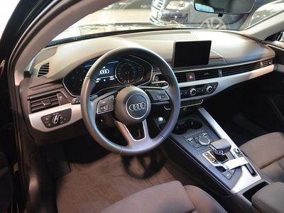 begagnad Audi A4 Avant 2.0 TDI 150 HK Sport STronic -16