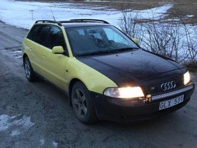 begagnad Audi A4 1.9 tdi quattro -99