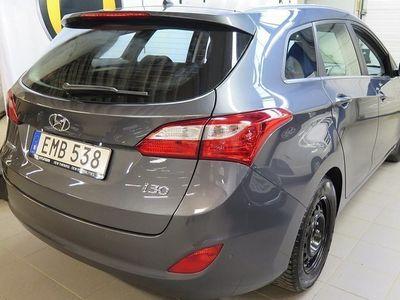begagnad Hyundai i30 Ki 1.6 CRDi ISG MG Comfort