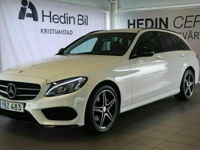 begagnad Mercedes 220 d 4MATIC AMG-Line