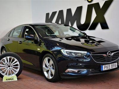 begagnad Opel Insignia Grand Sport |P-Värmare |Navi |HUD |S&V Hjul