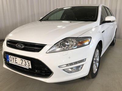 brugt Ford Mondeo 2.0 Duratorq TDCi Kombi (163hk)
