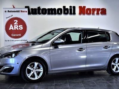 begagnad Peugeot 106 308 1.6 e-HDi Allure Panorama Nyserv 2014, Halvkombi900 kr