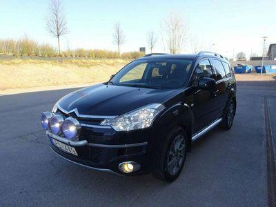 begagnad Citroën C-Crosser 2.2 HDi 4WD 156hk.Aut.Avt.drag.Kamrem bytt