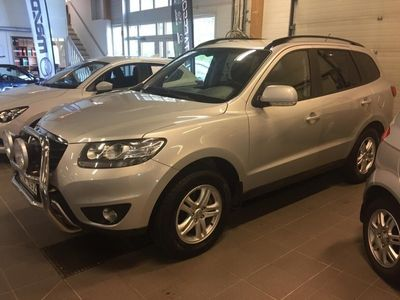 begagnad Hyundai Santa Fe 2,2DE Premium Aut inkl dieselv, mv, drag, vhjul