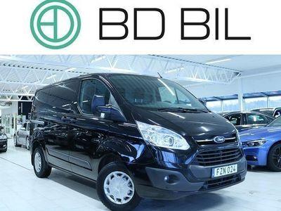 begagnad Ford Custom Transit2,2 TDCi D-VÄRM 2015, Transportbil 114 900 kr