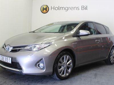 used Toyota Auris 1.8 HSD 5dr (99hk) HYBRID