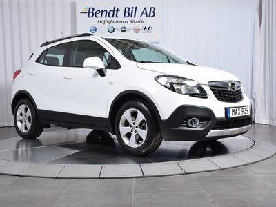 begagnad Opel Mokka 1.6 CDTi 136hk AT6 -16
