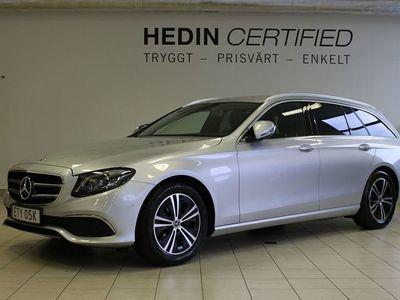begagnad Mercedes 220 - Benz E - Klassd Avantgarde, Premiumpaket, Drag,