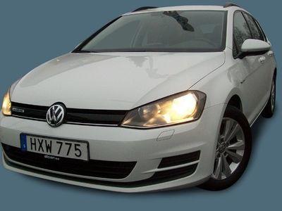 begagnad VW Golf VII 1,4 TGI CNG 110hk BM Masters Sportscombi