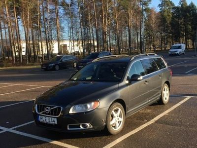 begagnad Volvo V70 2.5T FT DRIVe Business Momentum