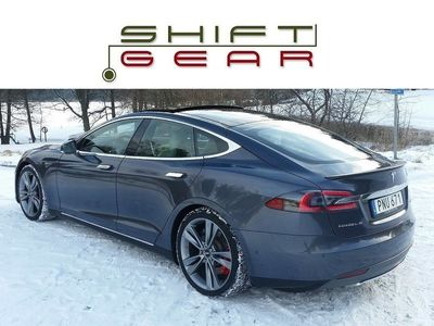 begagnad Tesla Model S P85D AWD 700hk Opticoatad 1 äg