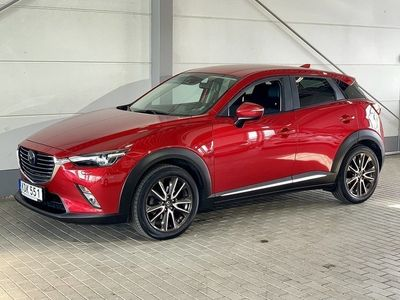 begagnad Mazda CX-3 -15