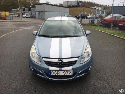 begagnad Opel Corsa 5-dörrar 1.3 CDTI ecoFLEX 75hk -08