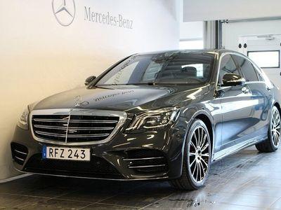 brugt Mercedes 560 S-klass4MATIC Sedan Lång