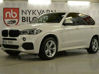 begagnad BMW X5 XDRIVE40D