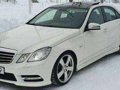 begagnad Mercedes E250 CDI BE 7G-Tronic 204hk AMG PANORAMA