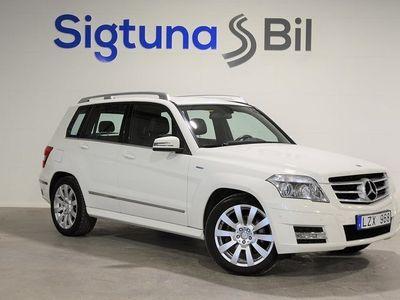 begagnad Mercedes GLK220 CDI 4MATIC BlueEFFICIENCY 7G-Tronic Plus 170hk
